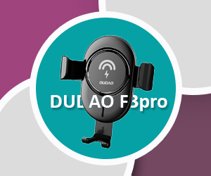 پایه نگهدارنده موبایل DUDAO مدل F3Pro