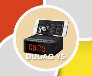 اسپیکر بلوتوث DUDAO مدل Y5