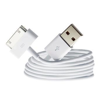 کابل تبدیل USB به 30 پین گوشی آیفون 4s