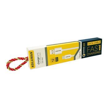 کابل USB به USB-C برند Koluman مدل KD-14
