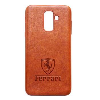 گارد چرم مدل Ferrari برای گوشی موبایل سامسونگ