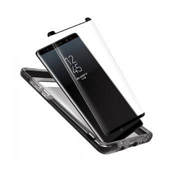 گلس شیشه ای تمپرد نیلکین مدل 5D گوشی های موبایل سامسونگ