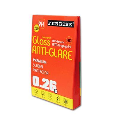 گلس شیشه ای شفاف گوشی موبایل آیفون مدل Anti Glare