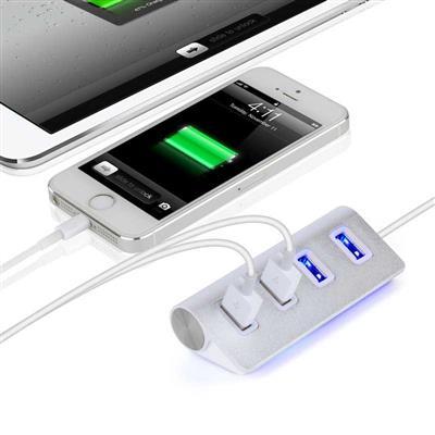 هاب USB 2.0  چهار پورت WIPRO  مدل CZH-H061