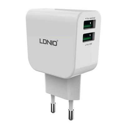 شارژر اورجینال LDNIO مدل DL-AC56