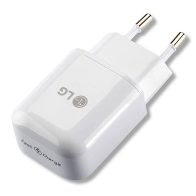 سری شارژر اورجینال ال جی LG USB Fast Charger Adapter