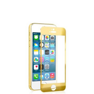 گلس رنگی گوشی موبایل آیفون مدل Tempered