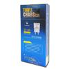 dekkin travel charger 7 package